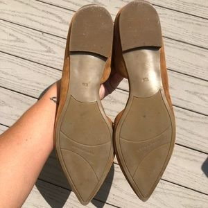 Marc Fisher Shoes - EUC Marc Fisher d'orsay flats
